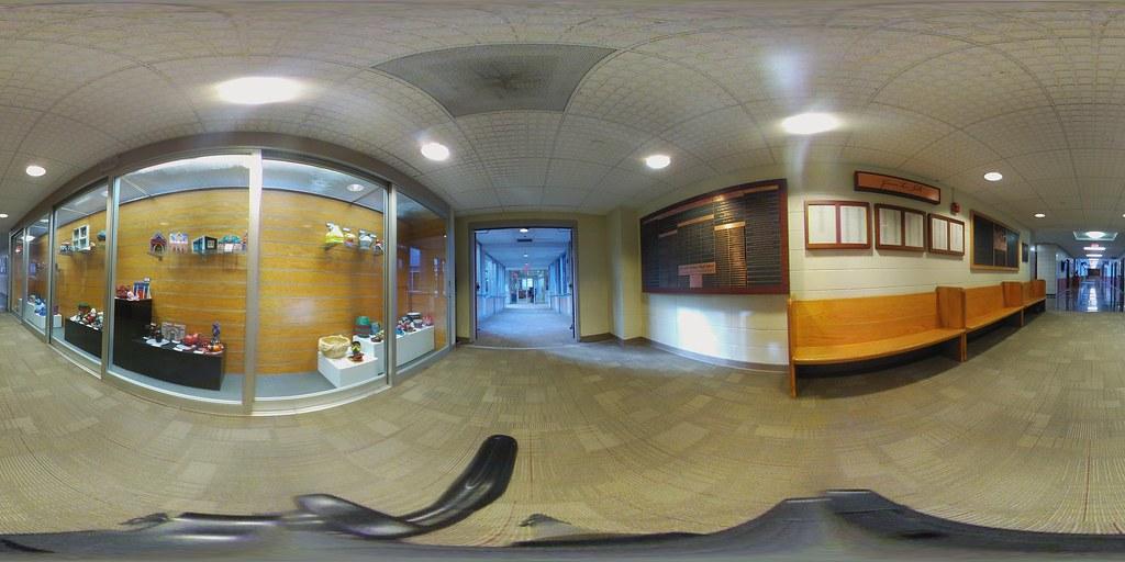 Hallway Displays
