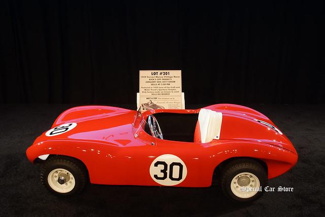 1959 Connetti Ferrari Monza Vintage Racer