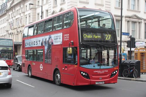 London United ADH45 YX62FSS
