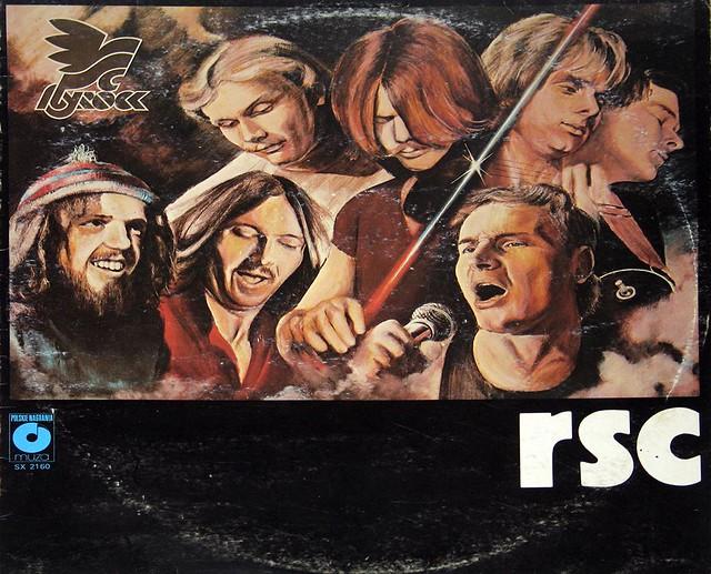 """RSC Fly Rock 12"""" vinyl LP"""
