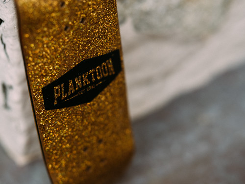Planktoon - Golden Ticket