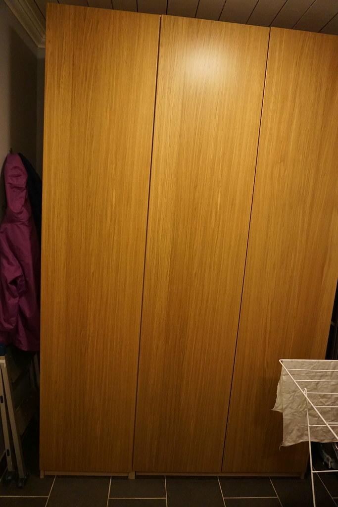 Kvaltävling i garderobsbygge del 1