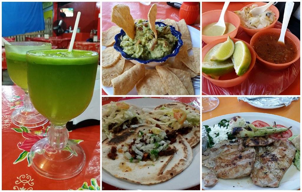 Jedzenie i picie w Meksyku