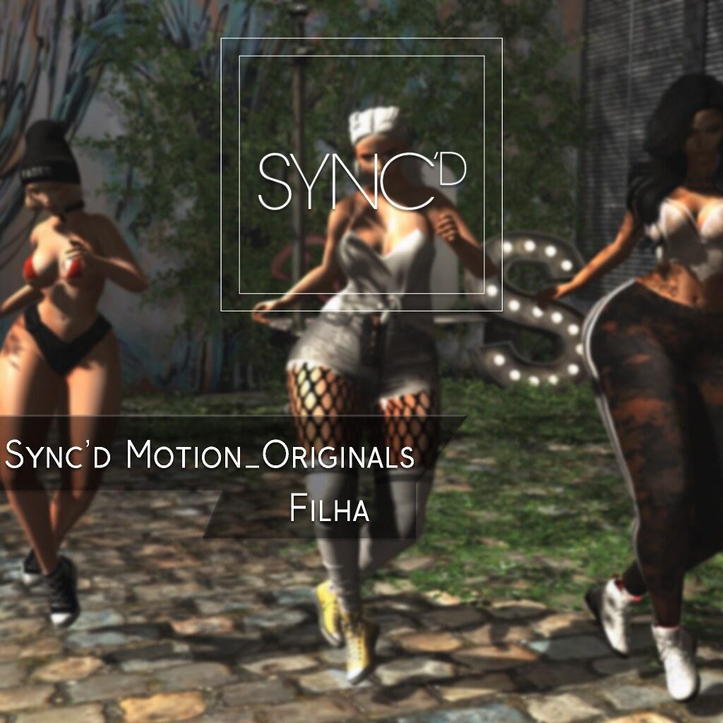 Sync'd Motion__Originals - Filha Pack