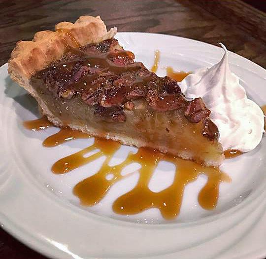 Pecan Pie - Brink of the James Bistro