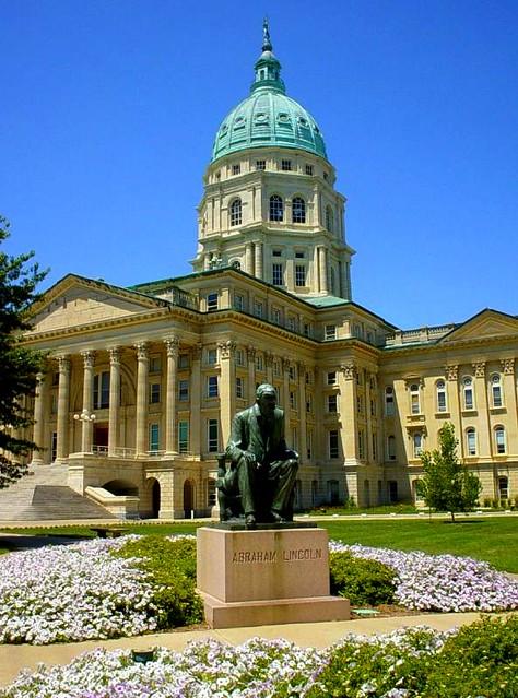 Kansas Capitol Building Floor Plan