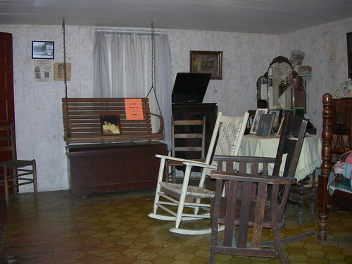 Interior of the butcher holler home the furniture is for C furniture new lynn
