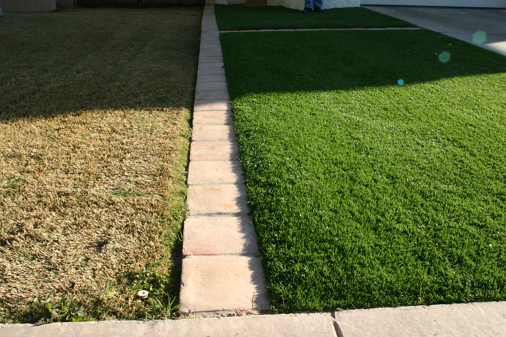 How to Prevent Artificial Turf Damage from Reflective Elements