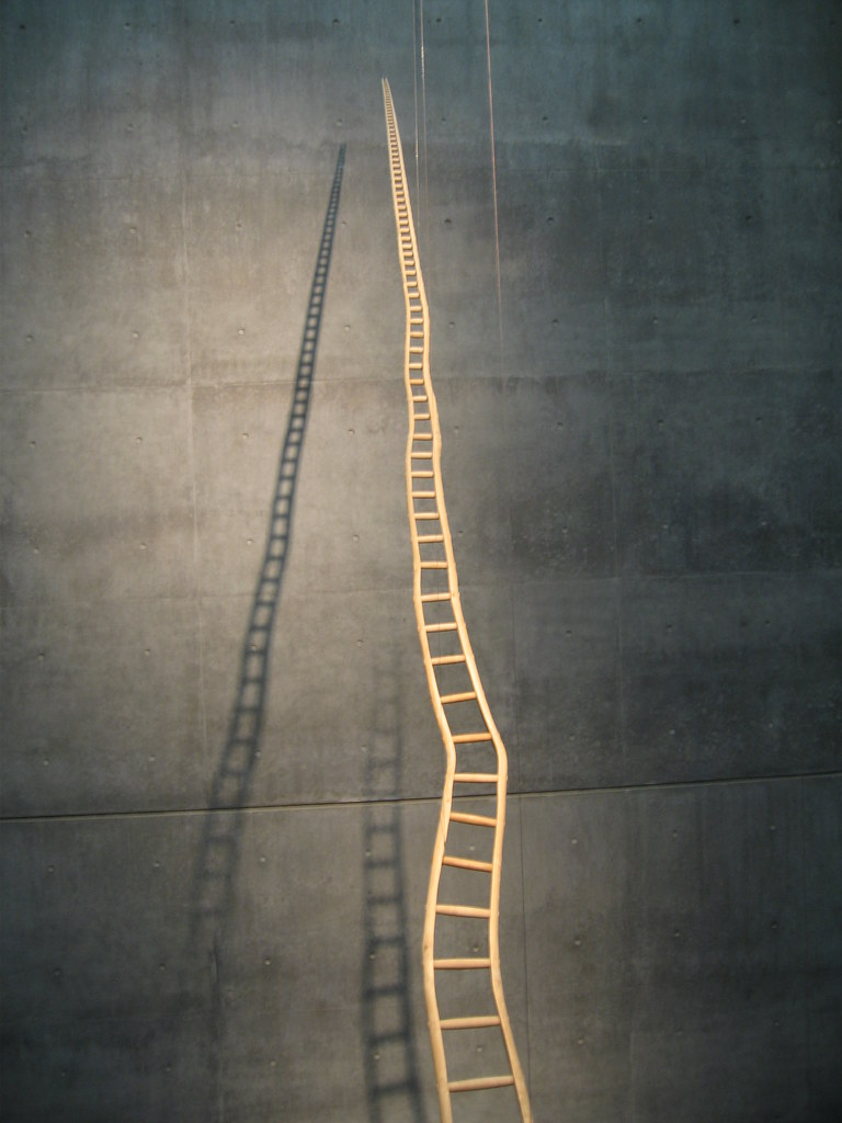 Ladder For Booker T Washington Martin Puryear S Ladder
