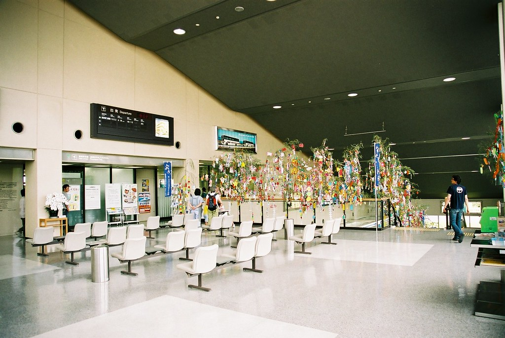 Hagi-Iwami Airport (IWJ/RJOW)