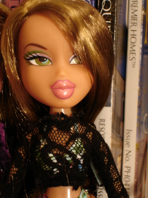 Images Of Bratz Cakes