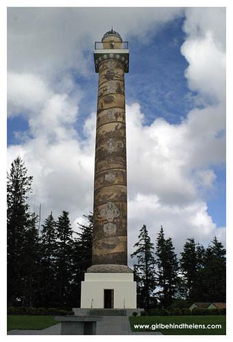 Astoria Column Built In 1926 The 125 Foot Astoria