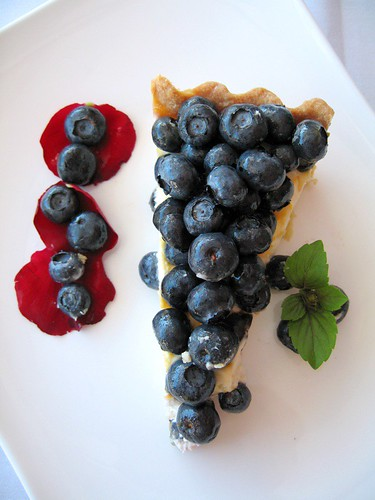 blueberry tart | by matuko amini
