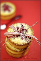 Red Currant Mini Cakes | by La tartine gourmande