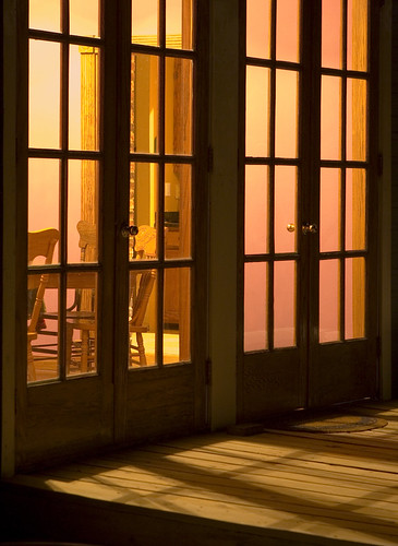 French Door Glow | by Mr Geoff