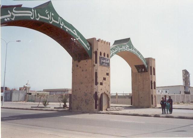 Khafji Saudi Arabia  city photos gallery : battle scars in khafji, Saudi Arabia | Soon after the Gulf W ...