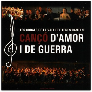 CD Cançó d'Amor i de Guerra, any 2006