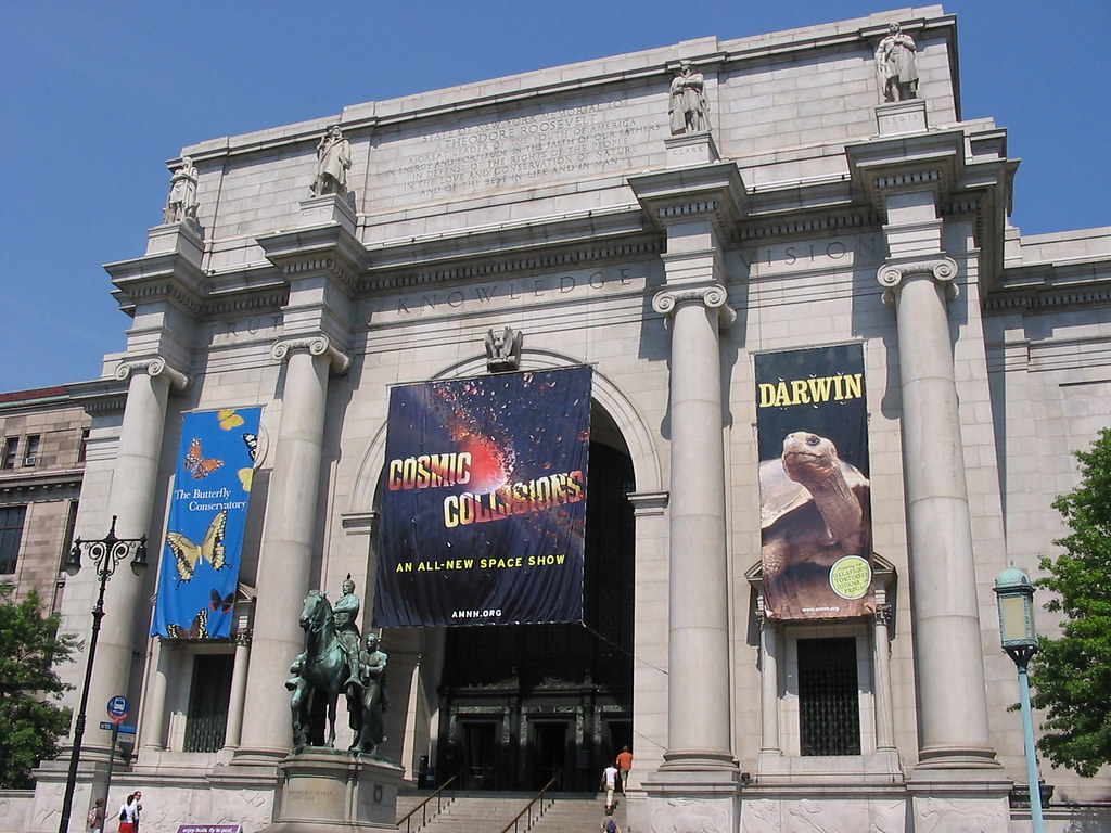 Museum Of Natural History La Jobs