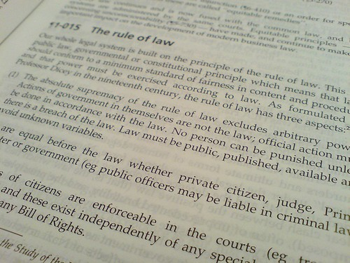 my law book | by .wilkie