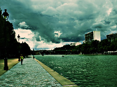 PARIS : bassin de la Villette | by LemimPix