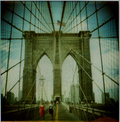 Polaroid SX-70 New York City 1 | by BuLu Chien