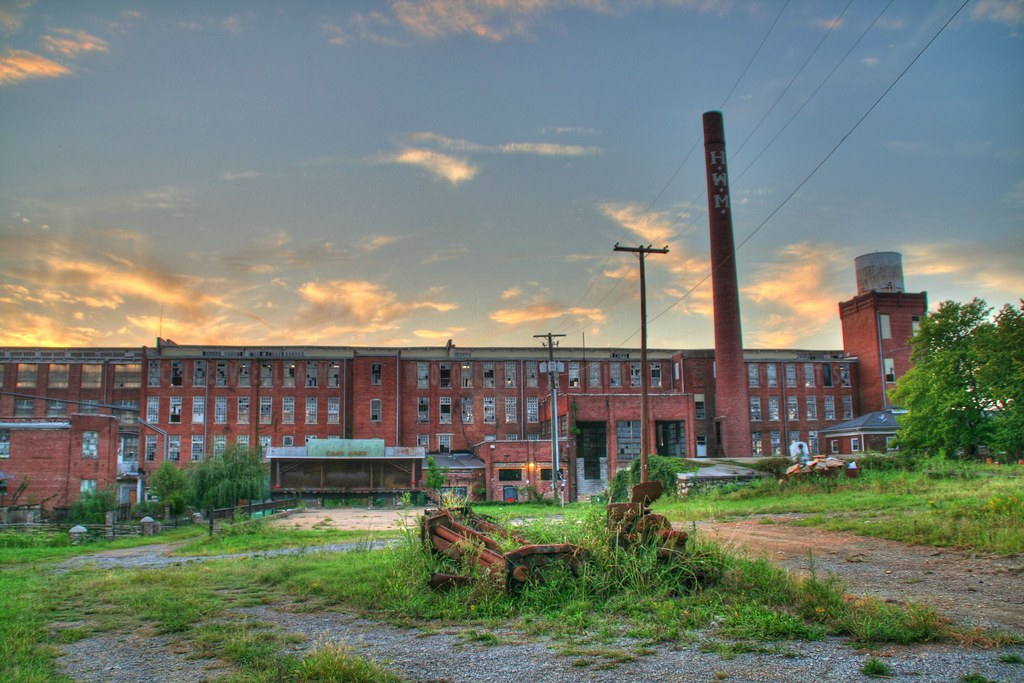 Old Woolen Mill Cleveland Tennessee 1 This Huge Place