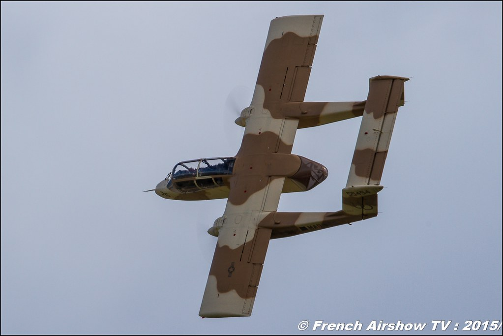 North American Rockwell OV-10B Bronco 2015 , F-AZKM , montelimar, Coupe Icare 42 edition 2015 , St Hilaire Touvet , coupeicare 2015 , Meeting Aerien 2015