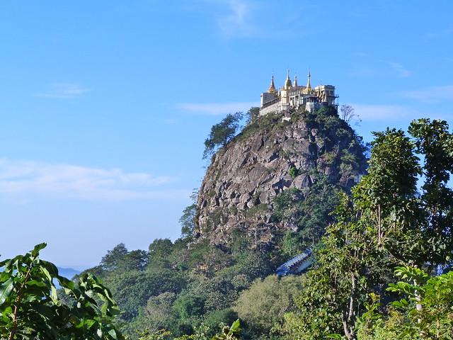 Monte Popa (Myanmar)