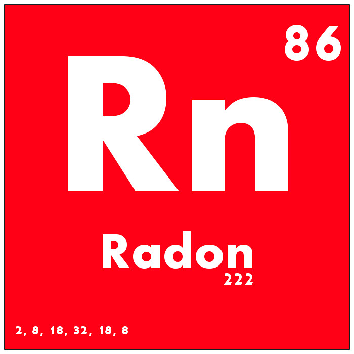 086 Radon Periodic Table Of Elements Watch Study Guide Flickr