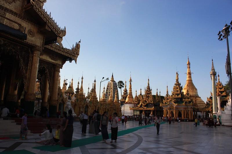 Мьянма,Шведагон