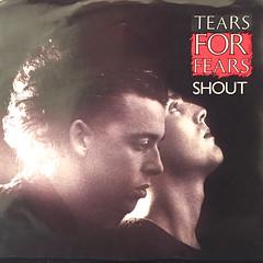 TEARS FOR TEARS:SHOUT(JACKET A)