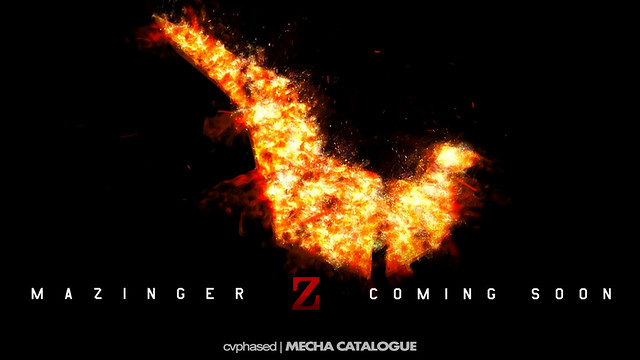 """MAZINGER Z"" Movie Adaptation Announced"