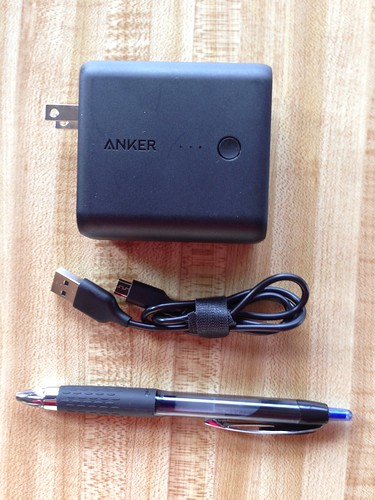 Anker PowerCore Fusion 5000 Charger/Battery