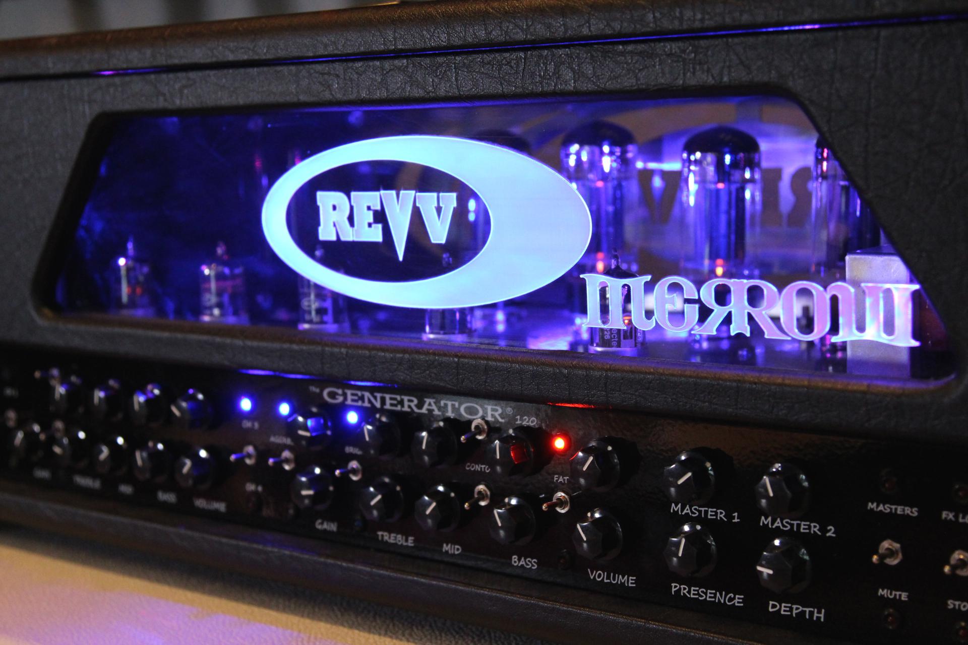 Keith Merrow Revv