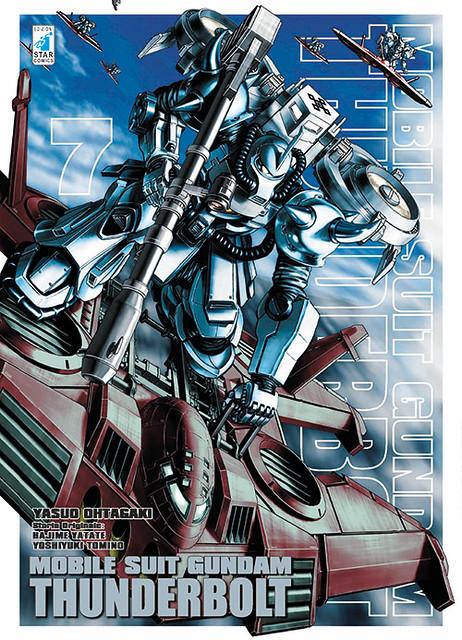 Gundam Thunderbolt 07