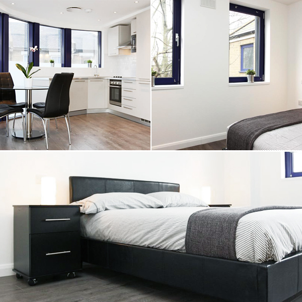 Linton Apartments, una opción buena donde dormir con niños en Londres de forma barata