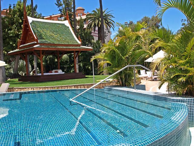 Hotel Botánico, Puerto de la Cruz