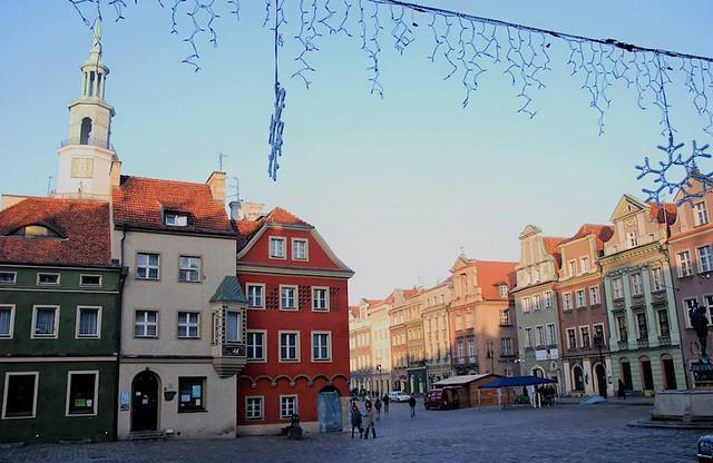 Puola parhaat kohteet | Poznan