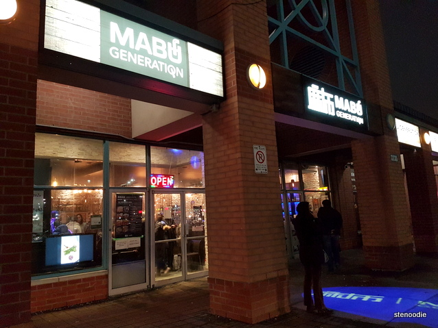 Mabu Generation Markham