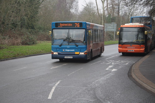 Stagecoach South 34521 GX04EXR