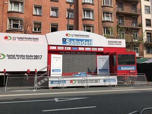 Llegada a Bilbao de la #VueltaPaisVasco #Itzulia