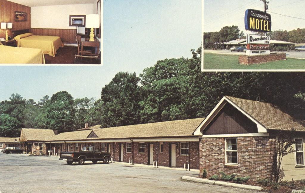 Chesapeake Motel - Grasonville, Maryland