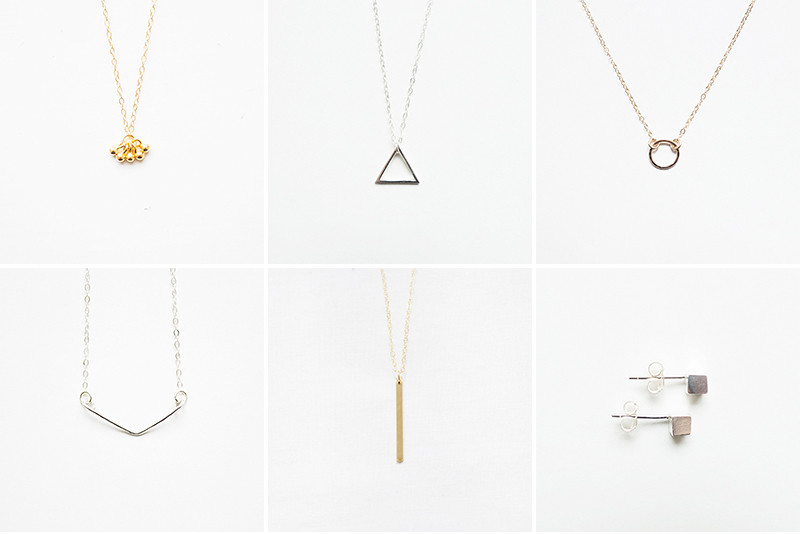 Foyer Minimalist Jewellery : A guide to minimalist jewellery the private life of girl