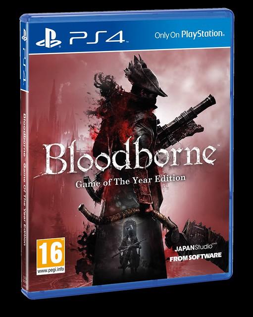 Bloodborne Game of the Year Edition выйдет в ноябре
