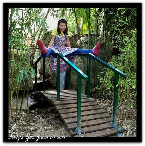N 4 jardin d 39 aventure des halles terrain d aventure des h for Jardin xavier