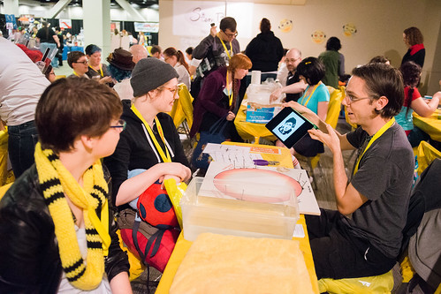 GeekGirlCon 2015 DIY Science - 08 | by GeekGirlCon