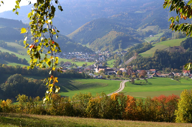 Oberried, The Black Forest Highlands