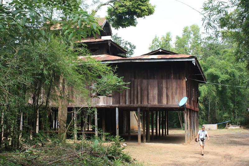 Инле, Бирма, окрестности