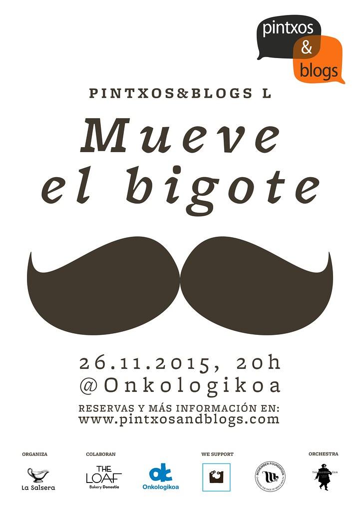 Pintxos&Blogs L. 26.11.2015 @ Onkologikoa