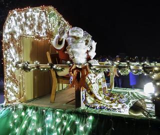 christmas in ida parade santa by zensoup - Christmas In Ida